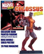 Classic Marvel Figurine Collection Colossus Special Eaglemoss Publications
