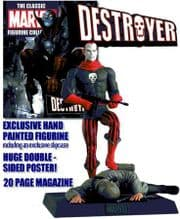 Classic Marvel Figurine Collection Destroyer Special Eaglemoss Publications