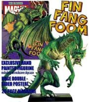 Classic Marvel Figurine Collection Fin Fang Foom Special Eaglemoss Publications