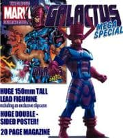 Classic Marvel Figurine Collection Galactus Special Eaglemoss Publications