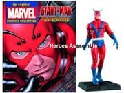 Classic Marvel Figurine Collection Giant-Man Special Eaglemoss Publications