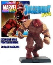 Classic Marvel Figurine Collection Juggernaut Special Eaglemoss Publications