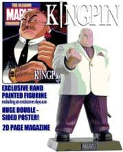 Classic Marvel Figurine Collection Kingpin Special Eaglemoss Publications