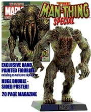 Classic Marvel Figurine Collection Man-Thing Special Eaglemoss Publications