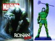 Classic Marvel Figurine Collection Ronan Special Eaglemoss Publications