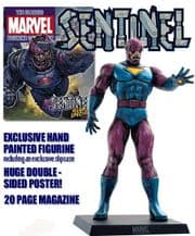 Classic Marvel Figurine Collection Sentinel Special Eaglemoss Publications