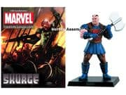 Classic Marvel Figurine Collection Skurge Special Eaglemoss Publications