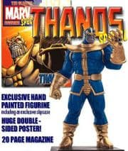 Classic Marvel Figurine Collection Thanos Special Eaglemoss Publications