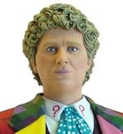Colin Baker Sixth Doctor Who Classic Series Wave 1 Character Options Action Figure