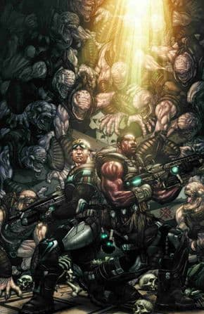 Comic Subscriptions for Gears Of War 5 Issues Pre-Order DC Wildstorm comic books