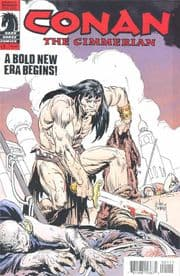 Conan The Cimmerian #1 (2008) Dark Horse comic book