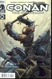 Conan The Cimmerian #4 (2008) Dark Horse comic book