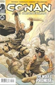 Conan The Cimmerian #5 (2008) Dark Horse comic book