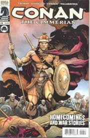 Conan The Cimmerian #6 (2008) Dark Horse comic book
