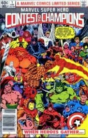 Contest Of Champions (1982 Series)