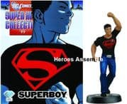 Eaglemoss DC Comics Super Hero Figurine Collection #099 Superboy