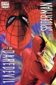 Daredevil Spider-man Comics