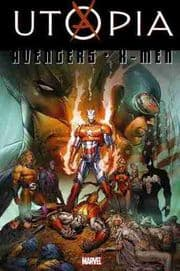 Dark Avengers Uncanny X-Men Utopia Graphic Novel Hardcover HC Marvel Comics