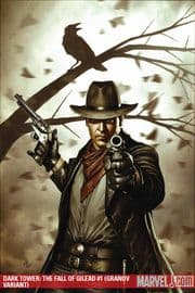 Dark Tower: The Fall Of Gilead #1 Granov Retail Variant (2009) Stephen King Marvel comic book