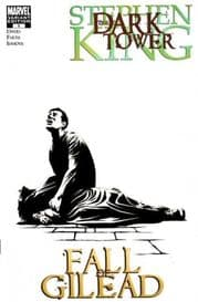Dark Tower: The Fall Of Gilead #1 Isanove Retail Sketch Variant 1:75 Stephen King Marvel comic book