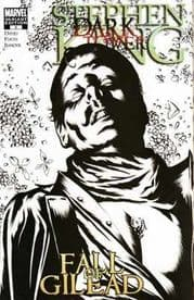 Dark Tower: The Fall Of Gilead #3 Isanove Retail Sketch Variant 1:75 Stephen King Marvel comic book