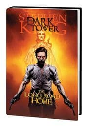 Dark Tower The Long Road Home Hardcover Graphic Novel HC Stephen King