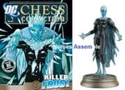 DC Chess Figurine Collection #62 Killer Frost Justice League Eaglemoss
