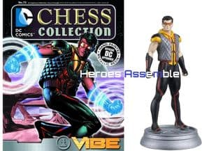 DC Chess Figurine Collection #73 Vibe Forever Evil Eaglemoss