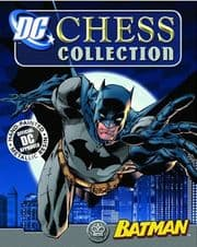 DC Comics Chess Collection Eaglemoss