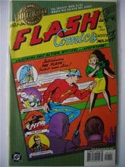 DC Millenium Edition The Flash #1 Dynamic Forces DF Signed Re-marked COA Ltd 500