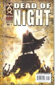 Dead Of Night Devil Slayer Comics