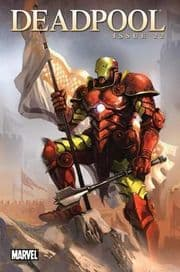 Deadpool #22 Iron Man By Design Retail Incentive Variant (2009) Marvel Comic book