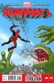 Deadpool Comics (2013 Series)