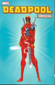 Deadpool Graphic Novels