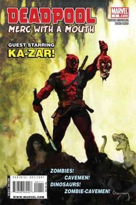 Deadpool Merc With A Mouth #1 First 1st Print (2009) Marvel comic book