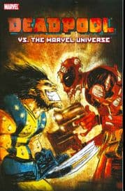 Deadpool vs. Marvel Universe Trade Paperback TP
