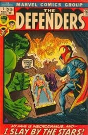 Defenders Comics (1972 Series)