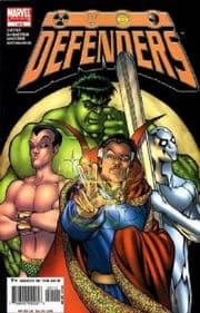 Defenders Comics (2005 Series)