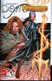 Devi Witchblade #1 Greg Land Cover Top Cow Comics US Import