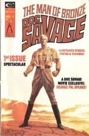 Doc Savage Magazines