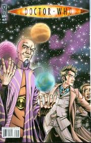 Doctor Who #4 IDW Publishing comic book
