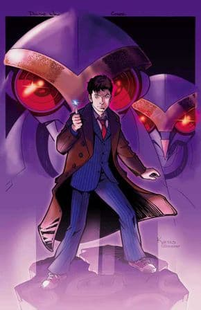 Doctor Who Autopia Cover A (2009) IDW Publishing comic book