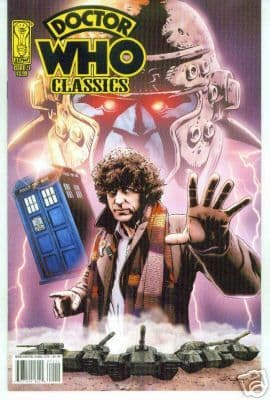 Doctor Who Classics #1 First Print (2007) IDW Publishing Non-Distributed UK