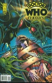 Doctor Who Classics #4 IDW Comics Non-Distributed UK
