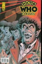 Doctor Who Classics #6 IDW Comics US Import