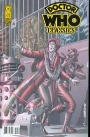 Doctor Who Classics #7 IDW Comics US Import