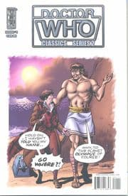 Doctor Who Classics Volume 2 #1 Retail Incentive Retro Variant (2008) IDW Publishing comic book