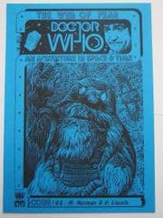 Doctor Who CMS & In-Vision Magazines