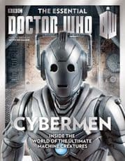 Doctor Who Essential Guide #01 The Cybermen Bookazine Magazine Panini Comics