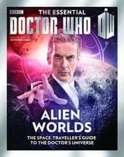 Doctor Who Essential Guide #03 Alien Worlds Bookazine Magazine Panini Comics